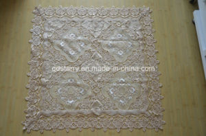 New Voile Lace Design Table Cloth pictures & photos