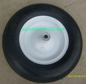 4.00-8 PU Foam Wheel pictures & photos
