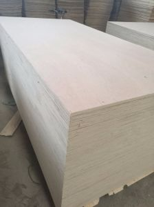 5-21mm Bintangor Face Poplar Core Plywood pictures & photos