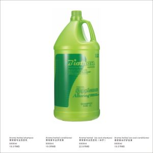 5000ml Aroma Herbal Ice Cool Shampoo pictures & photos