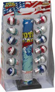 """1.75"""" Artilley Shells Fireworks (W530)"""