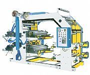 Flexo Printing Machinery (FOUR COLOR)