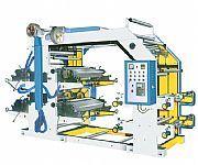 Flexo Printing Machinery (FOUR COLOR)