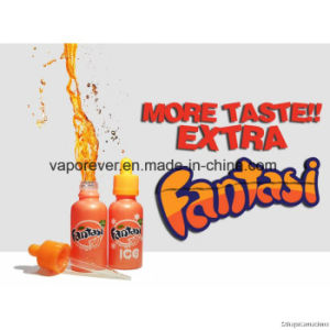 Fantasi Funta Ice Top Quality & Best Manufacturer Best Mixed E Liquid Moon-Walk Free Shipping 10ml/30ml E Liquid Concentrated with Many Flavors Japan Korea pictures & photos