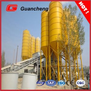 Commercial Electric Hls Cement Concrete Batching Plant Made in China pictures & photos