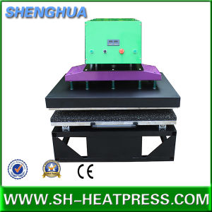 Pneumatic Heating Press Machine 80X100cm pictures & photos