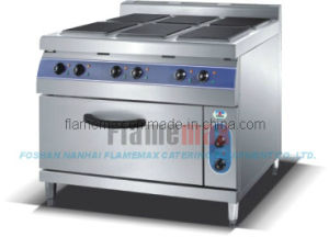 Electric Cooker with Electric Oven (HSQ-96E) pictures & photos