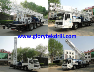 Truck Mounted Water Well Drilling Rig (C350ZYII) pictures & photos