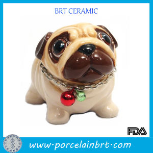 Lovely Dog Ceramic Gift Crafts pictures & photos