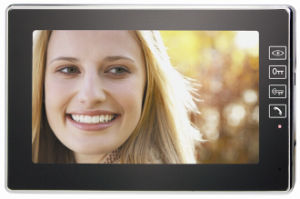 Indoor Monitor with Touch Screen for Villa System pictures & photos