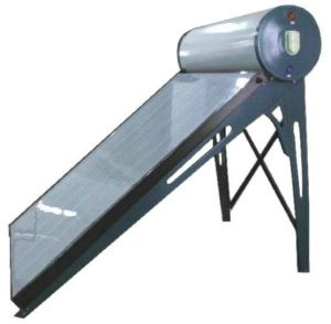 Flat Plate Compact Pressurized Solar Water Heater