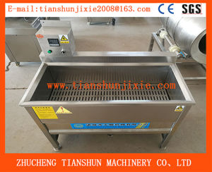 Fryer Single Tank Cabinet Ce Bakery Equipment BBQ Catering Equipment Zyd-500 pictures & photos