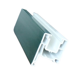 Sound Insulation UPVC Profiles for Windows pictures & photos
