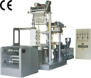 PVC Hot Shrink Film Blowing Machine (SJRM-65*26/800) pictures & photos