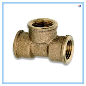 Bronze Casting Pipe Fitting Branch Female Threaded pictures & photos