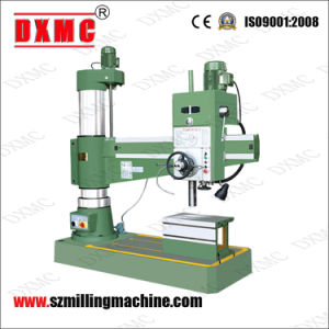 Z3063 Chinese Radial Manual Drilling Machine Price