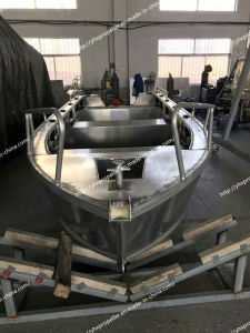 Aluminum Fishing Boat Speed Boat Leisure Boat Hotselling Boat High Speed Boat Yacht pictures & photos