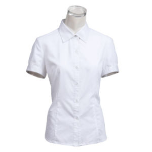 Ladies Fashionable Shirt Design for Summer Shl-01 pictures & photos