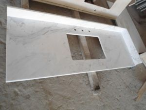 Granite and Marble Vanity Top for Kitchen pictures & photos