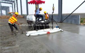 Ride on Vibrating Concrete Laser Screed Fjzp-200 pictures & photos