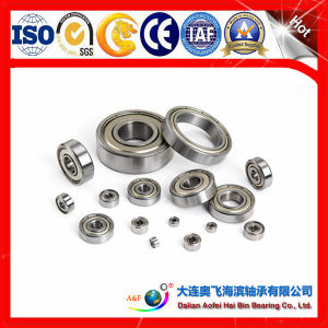 A&F Electric Motor Bearing 6010zz Deep Groove Ball Bearing 6010 pictures & photos