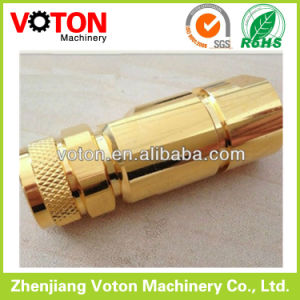 Full Gold Plated N Type Male Straight for 1/2 LDF Cable Connector