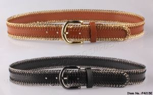 2017 New Leather Lldies Belt pictures & photos