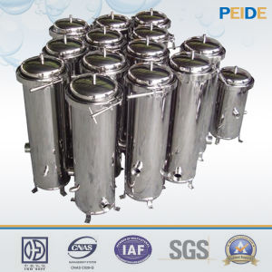 Industrial Liquid Water Micron Cartridge Filter (ISO9001: 2008, SGS) pictures & photos