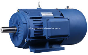 Yej Electromagnetic Three Phase DC Brake Induction Electric Motor (YEJ100L-2, 3kw/4HP, B3/B5) pictures & photos