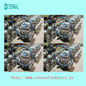 Trunnion Mounted Ball Valve Valve Body (top entry)