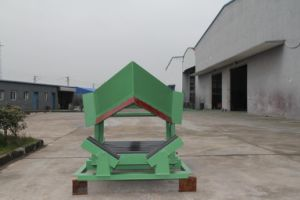 Two Sides Conveyor Plough Tripper with Unloading Roller-26 pictures & photos