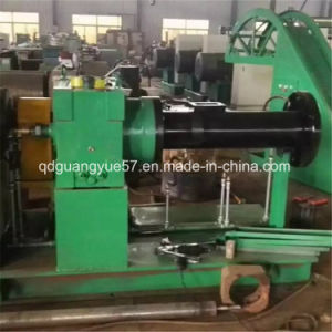 Rubber Vulcanization Extruder / Cold Feed Rubber Extruder pictures & photos