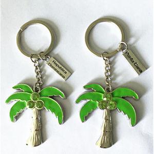Souvenirs-Alloy Slippers Enamel Keychain for Las Vegas pictures & photos