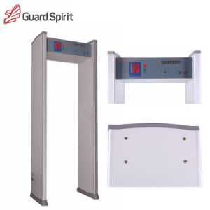 Xyt2101-II Hotel, Airport Security Scanner Equipment Portable Walk Through Archway Metal Detector pictures & photos