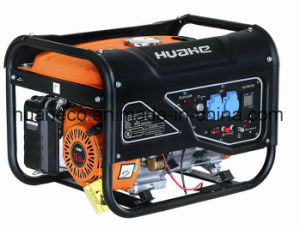 HUAHE New Type Electric Gasoline Generator pictures & photos