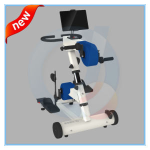 Active Passive Motion Upper Lower Limbs Exercise Bike Rehablitation Equipment pictures & photos