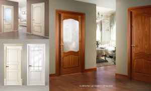 Prepainted Internal Room Wooden Interior Doors with Ce Certified pictures & photos