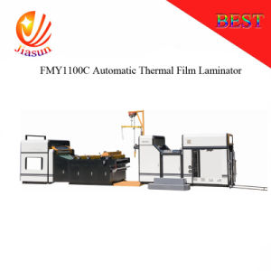Fmy1100c High Speed Automatic Thermal Film Laminating Machine pictures & photos
