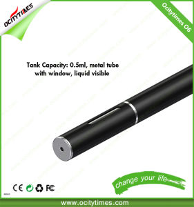 Ocitytimes E Cigarette O6 Cbd Disposable Vaporizer Pen pictures & photos