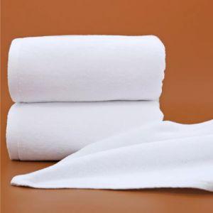 Custom Logo Plain White Hotel Hand Towel (JRC014)