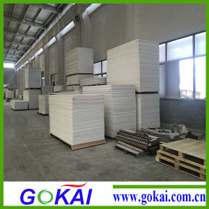 Building Plastic Slats / PVC Foam Board pictures & photos
