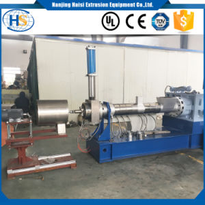 PP PE ABS Waste Film Recycling Plastic Pelletizing Machine pictures & photos
