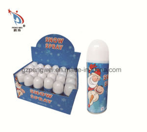 Colorful Spray Snow for Christmas and Party Decoration pictures & photos