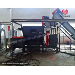 Plastic Bag Recycling Machine/Small Scale Plastic Recycling Machine pictures & photos