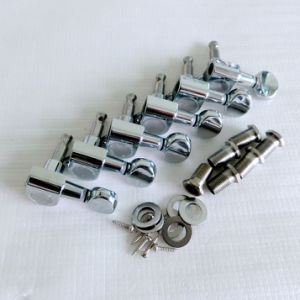 6r Per Set Oval Handle Electric Guitar Machine Heads pictures & photos