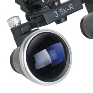 3.5X-R Dental Surgical Medical Headband Binocular Loupes-Alisa pictures & photos
