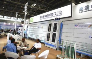 Jinan Parker Vertical Double Glass Glazing Machine pictures & photos