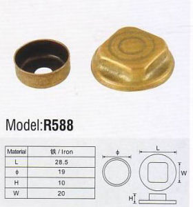 R588 Colorful Hardware Copper Handle pictures & photos