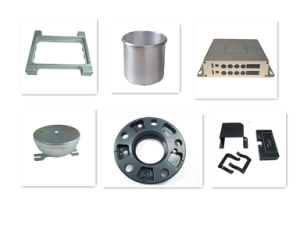 Customized Precision CNC Turning Parts Sheet Metal pictures & photos