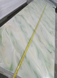 Acrylic Solid Surface Alabaster Translucent Resin Stone pictures & photos
